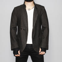 individual sentiments / Layered sleeves jacket