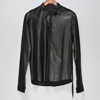 AVANTIN DIETRO / Leather shirt