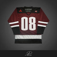 DARK INFERNO ~hockey jersey~