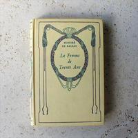 フランス ネルソン社のアンティーク本「La Femme de Trente Ans」