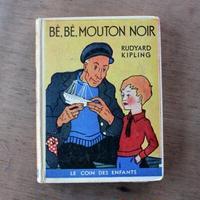 フランス ネルソン社 アンティーク本『BE BE MOUTON NOIR』