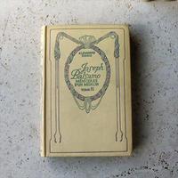 フランス ネルソン社のアンティーク本「Joseph Balsamo」