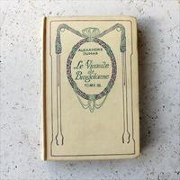 フランス ネルソン社のアンティーク本「Le Vicomte de Bragelonne」