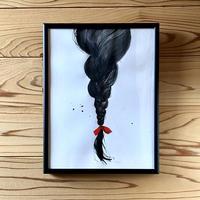 『カルメンの黒髪』