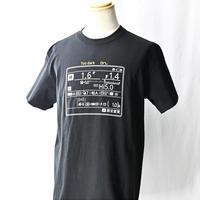 暗すぎTシャツ(D500)