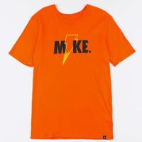 USA限定 ラスト1 【3XL】 NIKE ナイキ Jordan ジョーダン ゲータレード コラボ Like Mike ライニング Tシャツ 半袖 オレンジ