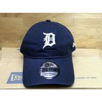 9Twenty ニューエラ NEWERA デトロイト Tigers タイガース MLB メジャーリーグ サイズ調整可 ローキャップ ストラップバック USA正規