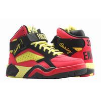 EWING ATHLETICS  パトリック ユーイング FOCUS フォーカス NBA バッシュ スニーカー Red/Black/Yellow オールドスクール