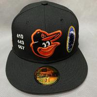 59FIFTY ニューエラ Newera 限定モデル O's ボルチモア Orioles オリオールズ MLB エリアコード