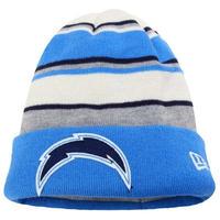 Newera ニューエラ 公式 サンディエゴ Chargers チャージャーズ  NFL ニット帽 ニットキャップ アメフト USA正規品