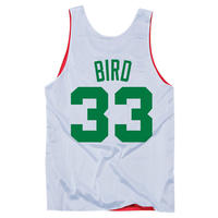 Mitchell&Ness ミッチェル&ネス NBA 伝説 ラリー バード Celtics セルティックス オールスター ALLSTAR リバーシブル タンクトップ バスケシャツ