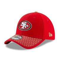 USA正規品 Newera ニューエラ NFL 【S/M】 サンフランシスコ 49ers フォーティナイナーズ  39THIRTY ストレッチフィット FLEX 帽子 キャップ
