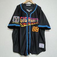 【4XL】 激レア Headgear Classics マイケルJフォックス Back To The Future バック トゥ ザ フューチャー ベースボールシャツ #88 マーティ