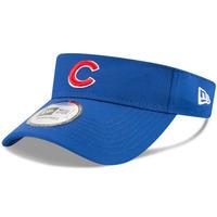 CLUBHOUSE サンバイザー NEWERA ニューエラ Cubs シカゴ カブス MLB メジャー サイズ調節可 オフィシャルアイテム USA正規品
