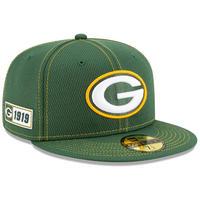 限定 100周年記念モデル NEWERA ニューエラ PACKERS グリーンベイ パッカーズ 緑 59Fifty キャップ 帽子 NFL アメフト USA正規品