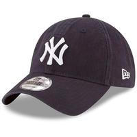 9Twenty ニューエラ NEWERA ニューヨーク Yankees ヤンキース MLB メジャーリーグ  サイズ調整可 ローキャップ ストラップバック USA正規品
