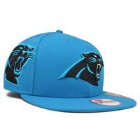限定 フレッシュサイド  Newera ニューエラ NFL カロライナ Panthers  パンサーズ 9fifty スナップバック キャップ FreshSide