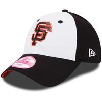 日本未発売 Glimmer グリマー NEWERA ニューエラ MLB サンフランシスコ Giants ジャイアンツ WOMEN スパンコール