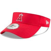 CLUBHOUSE ニューエラ NEWERA サンバイザー LA ロサンゼルス Angels エンゼルス MLB サイズ調節可
