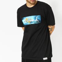 【L】 Diamond Supply Co ダイヤモンドサプライ 半袖 Tシャツ Citrine ボックスロゴ 黒 ジュエリー LA ストリート スケーター