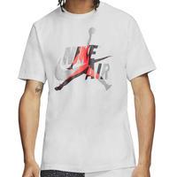 USAモデル NIKE ナイキ AIR JORDAN エア ジョーダン JUMPMAN ジャンプマン CLASSICS 白 ネオンオレンジ Tシャツ