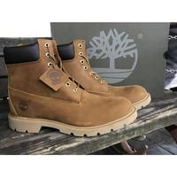【SALE】 本場USA正規品 Timberland ティンバー 6インチ CLASSIC ウォータープルーフ ブーツ 防水 Rust ラスト Nubuck ヌバック
