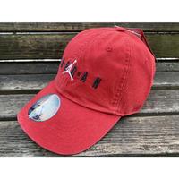 USA正規品 NIKE ナイキ AIR JORDAN ジョーダン ヘリテージ ローキャップ ストラップバック Red 赤 レッド