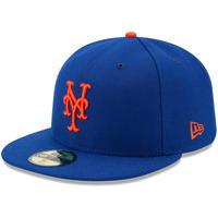 59FIFTY ニューエラ Newera ニューヨーク NY メッツ Mets オーセンティック AUTHENTIC 公式モデル USA正規品 game