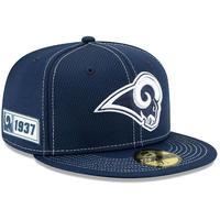 限定 100周年記念モデル NEWERA ニューエラ LA ラムズ RAMS ロサンゼルス 59Fifty キャップ 帽子 NFL アメフト USA正規品 Current