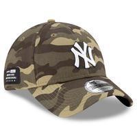 限定 9Twenty ニューエラ NEWERA NY ヤンキース MLB ストラップバックキャップ Armed Forces Day