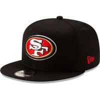USAモデル NEWERA ニューエラ NFL サンフランシスコ 49ers フォーティナイナーズ 9FIFTY ベーシック スナップバック キャップ アメフト