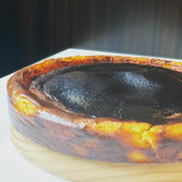アリエのバスク風チーズケーキ