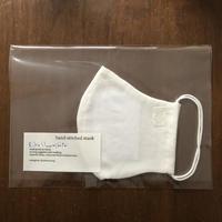 Rika Yamashita hand-stitched mask