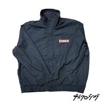 90s〜 zip up nylon jacket