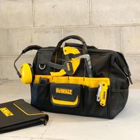 "DEWALT デウォルト 16""Tradesman's Tool Bag"