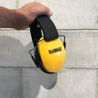 DEWALT デウォルト Folding Earmuff