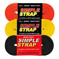 SIMPLE STRAP シンプルストラップ  Heavy Duty (3mm)