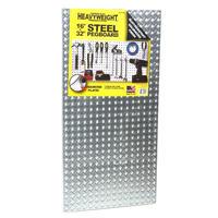 """HEAVYWEIGHT Steel Pegboard 16""""×32"""""""