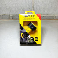 STANLEY 3-Port Car Charger