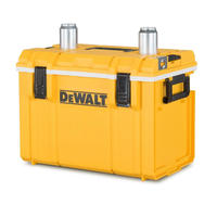 DEWALT TOUGH SYSTEM COOLER BOX クーラーボックス