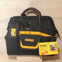 "DEWALT デウォルト 12""Tradesman's Tool Bag"