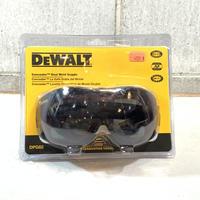 DEWALT デウォルト Dual Mold Goggle ゴーグル スモーク