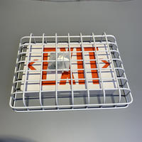 EXIT SIGN 用 ワイヤーガード Steel Wire Guard