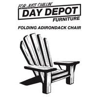 Kids Folding Adirondack Chair