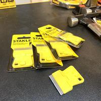 STANLEY Mini-Razor Blade Scraper スクレーパー