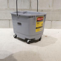 Rubber maid / ラバーメイド Mop Bucket / made in USA