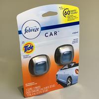 febreze  Car Vent Clips Tide  ファブリーズ タイド US企画
