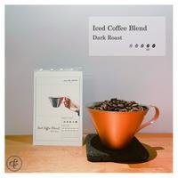 ICED COFFEE BLEND [DARK ROASTED] (100g)