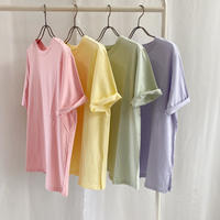 Color Half Sleeve Tee