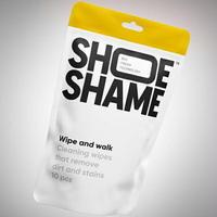 SHOE SHAME / Wipe and walk